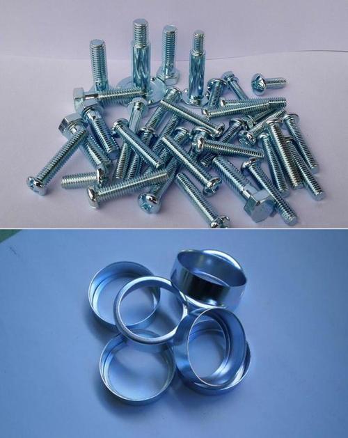 高錳酸鉀酸性電鍍除鐵雜質