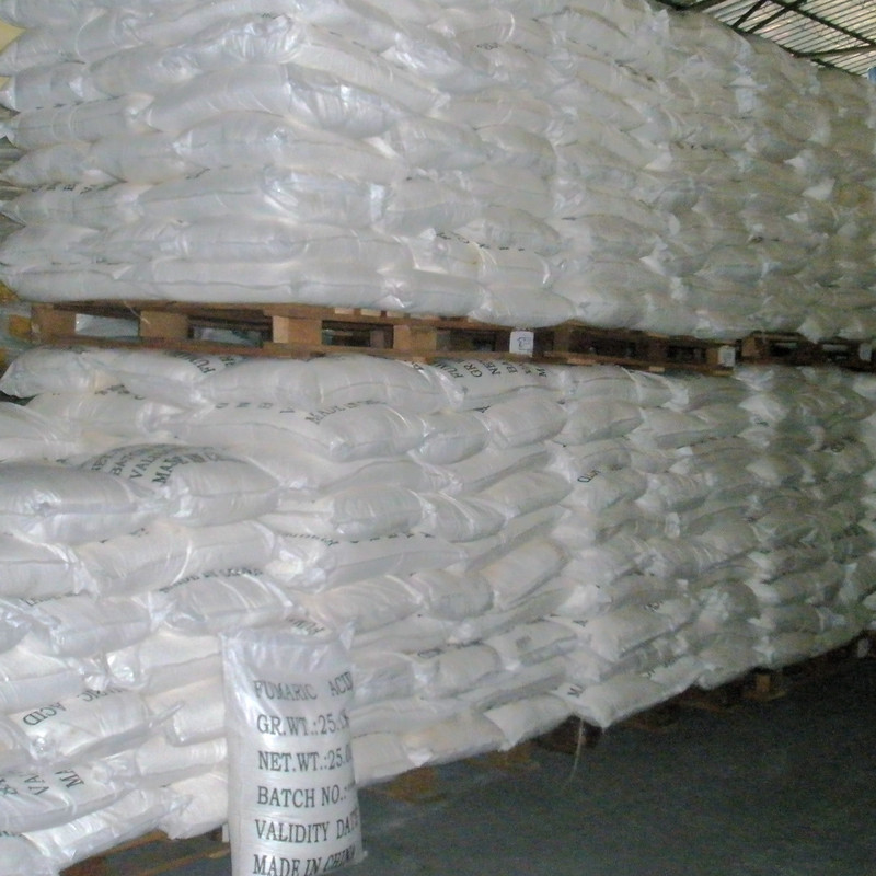 廣州賀隆貿易食品富馬酸庫存