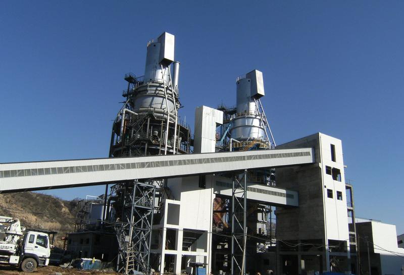电石厂-双氰胺